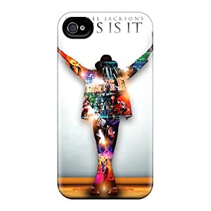 Made Michael Jackson This Is It Customized mobile phone carrying skins For phone Cases Slim iphone6 iphone 6
