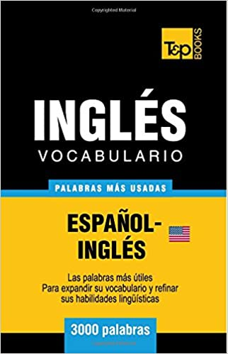 Vocabulario español-inglés americano - 3000 palabras más ...