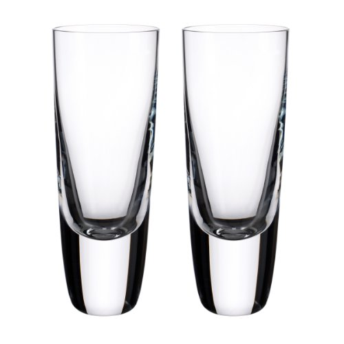Villeroy & Boch American Bar Canadian 7-Inch Canadian Whisky Tumbler, Set of 2
