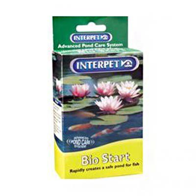 Garden Lovers Pond Bio Start Carton [E96798] (Neoteric Design)