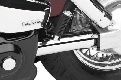 (Cobra Driveshaft Cover Chrome for Suzuki Intruder 1400)