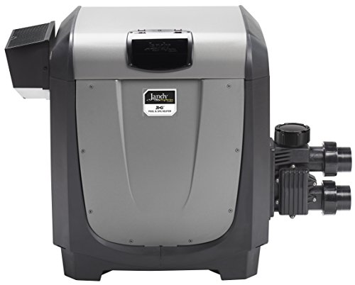 Jandy Pro JXI Propane LP Pool Heater (Jandy Energy Sweep)