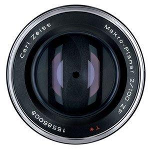 Zeiss Ikon 100mm f/2.0 Makro Planar ZE MF Macro Lens (Canon EOS-Mount) (Carl Zeiss Lens For Canon 5d Mark Ii)