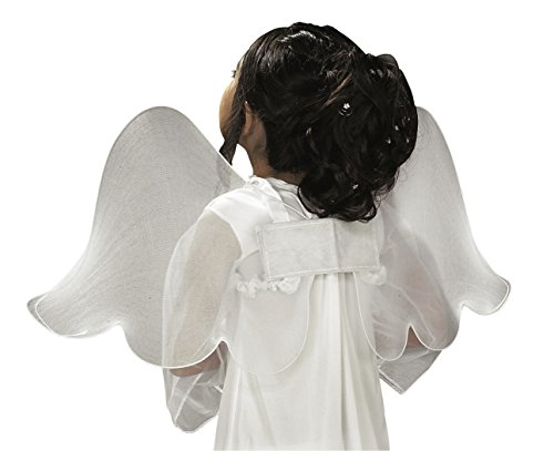 [Rubie's Costume Child's White Angel Wings] (White Fairy Costumes)
