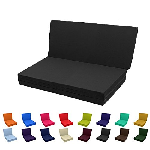 Brand New Solid Color TriFold Bed White Foam Floor Mats Single Size, Twin Size, Full Size Or Queen