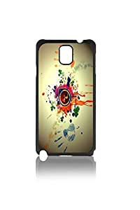 Hand Custom Hard Plastic back Phones Case for Samsung Galaxy Note3 n900 - Galaxy Note 3 Case Cover