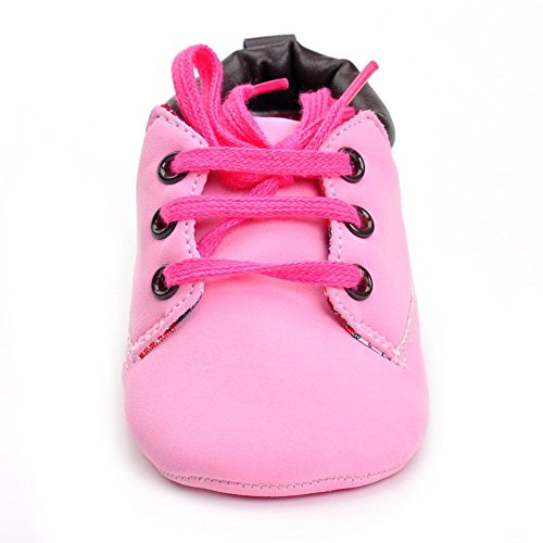 etrack-online bebé zapatillas suave suela zapatos de bebé 0 – 18 meses As the picture Talla:12-18months As the picture