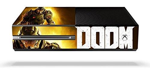 Skinhub Doom 4 Game Skin for Xbox One Console