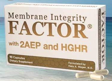 Membrane Integrity Factor Anti-Aging Pill