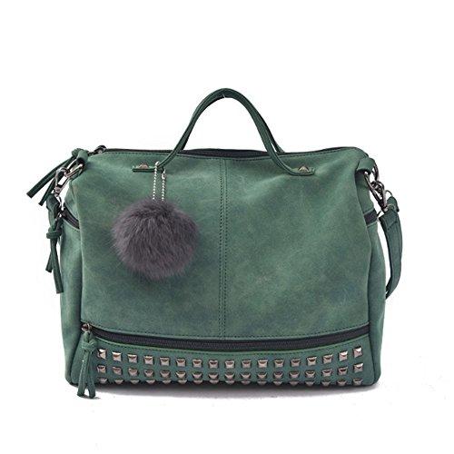 Eysee - Shoulder Bag Leatherette Green Woman