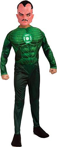 Kids-Costume Green Lantern Sinestro Kids Costume Lg Halloween Costume -