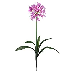 Nearly Natural 2129-PK African Decorative Lily Stem, 29-Inch, Pink