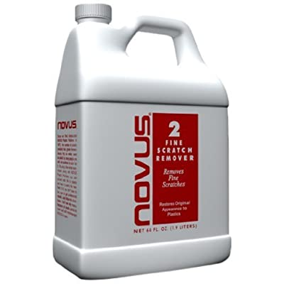Novus PC-208 Plastic Fine Scratch Remover - 64 oz.: Automotive
