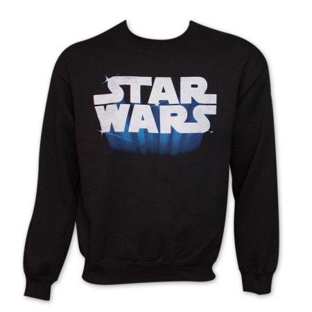 Extra Large Star Wars 23478XL Logo Crew Neck Sweat Shirt