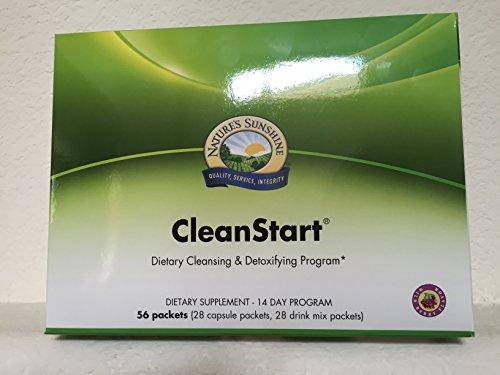 Nature's Sunshine CleanStart Wild Berry (14 Days/56 Packets) by Nature's Sunshine
