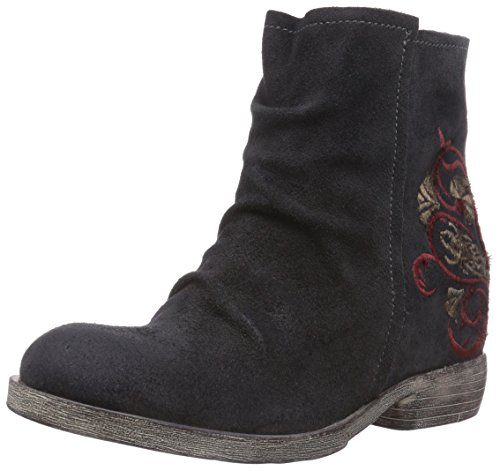 Women's Cord London Grey Dark Western Boot Fly 6q1WzPnq