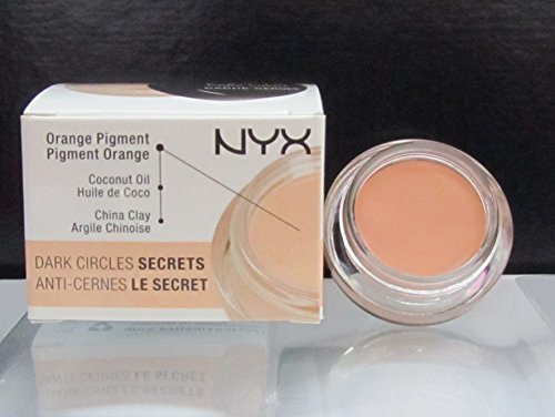 NYX Dark Circle Concealer 0.1oz DCC01 Fair (Very light with orange undertone)BCS_INPF