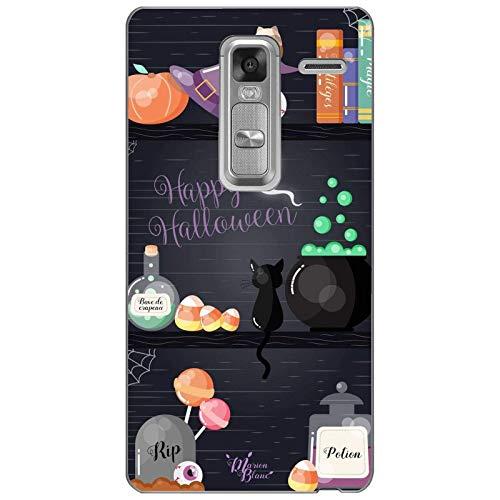 Silicone Case Happy Halloween LG Zero Class]()