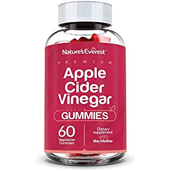 Amazon.com: Premium Apple Cider Vinegar Gummies - Raw