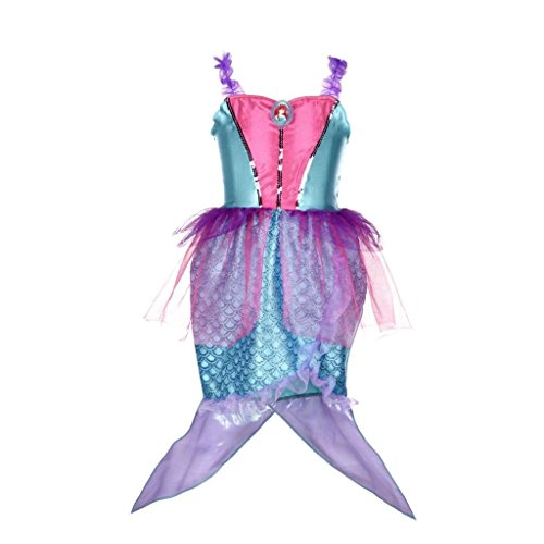 Disney Princess Ariel Mermaid Dress ()