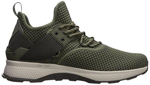 Palladium Men's AX Eon Lace Sneaker Green sale pay with visa 06qMAz