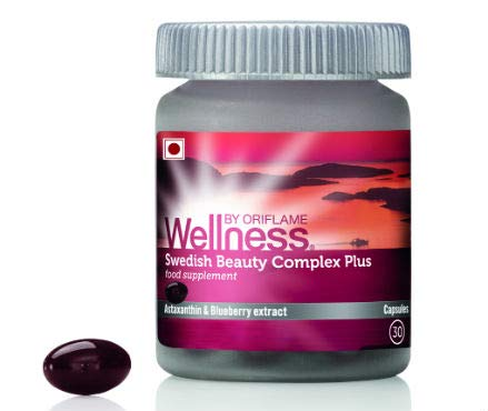 Gran Venta WELLNESS BY ORIFLAME Complejo de Belleza Antioxidante Plus GRAN VENTA FROM 26.95 EUR: Amazon.es: Hogar