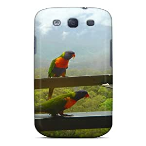 New Arrival Three Beauties CRg3543sJTM Case Cover/ S3 Galaxy Case