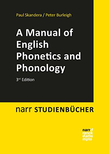 A manual of english phonetics and phonology twelve lessons with a manual of english phonetics and phonology twelve lessons with an integrated course in phonetic fandeluxe Gallery