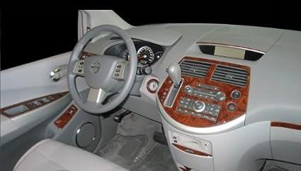 2009 nissan quest interior