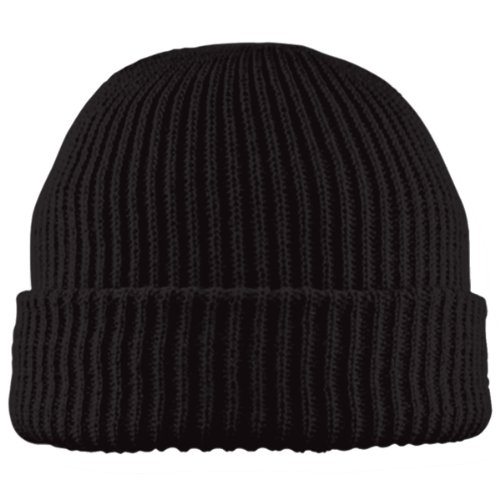 Chaos Vesta Watch Cap, Black, One Size
