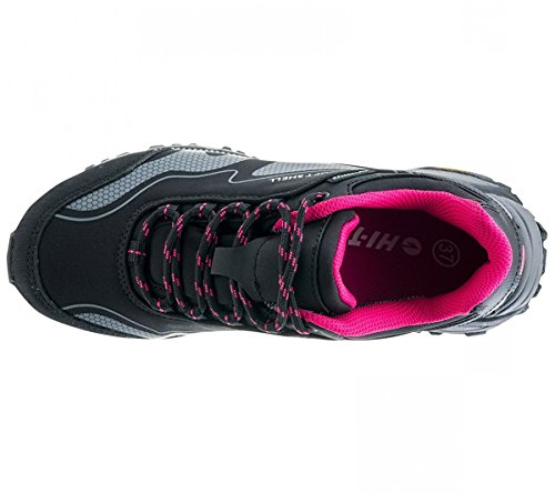 Sneaker Hi Rosa Wmns Nero Outdoor Low da Tec Multicolore Donne WP Kangri Donna Top Calzature Scarpe gzqgxrO