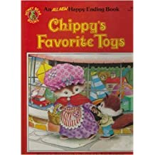 Chippy's Favorite Toys (Happy Ending Book)