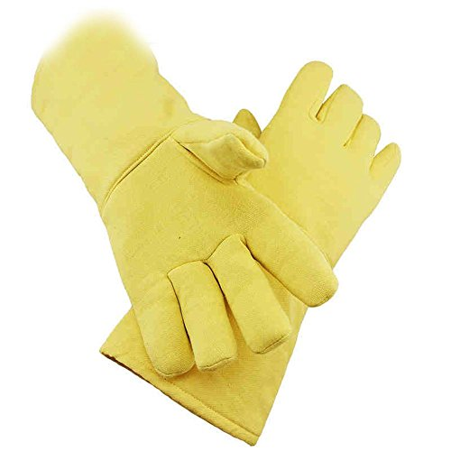 General heat - resistant gloves insulation anti - high temperature anti - cutting security protection labor insurance supplies by LIXIANG