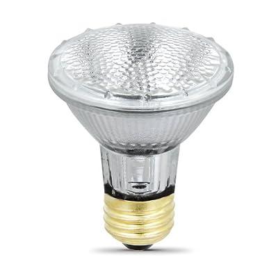 Feit 38PAR20/QFL/ES/2 38-watt Energy Saving Halogen PAR20 Reflector, 2-Pack