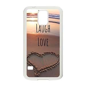 Live Laugh Love Unique Design Cover Case for SamSung Galaxy S5 I9600,custom case cover ygtg575901