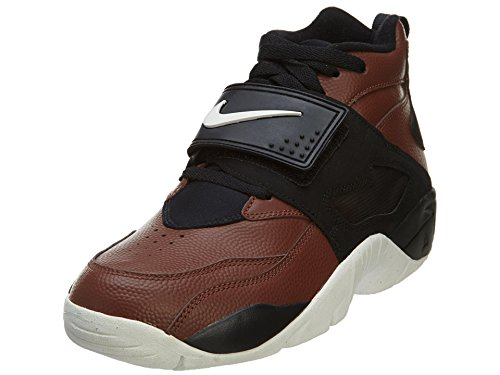 NIKE Air Diamond Turf Deon Sanders Mens Cross Training Shoes 309434-200 Field Brown White-Black 8.5 M US