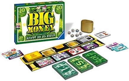 Ravensburger 26057 Big MoneyTM - Juego de Mesa [Importado de Alemania]: Amazon.es: Juguetes y juegos