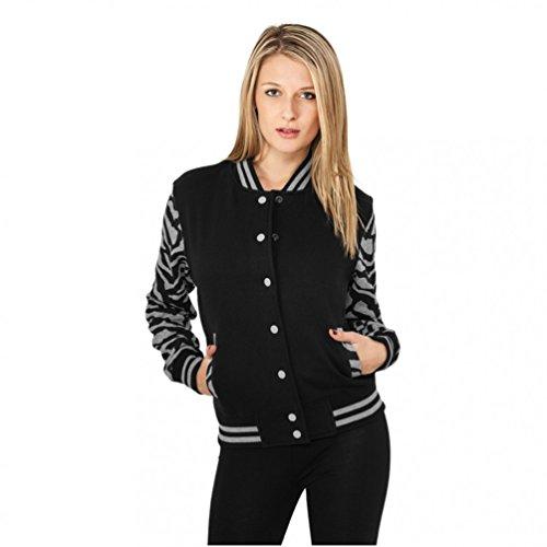 Urban Classics Ladies Zebra 2-Tone College t null