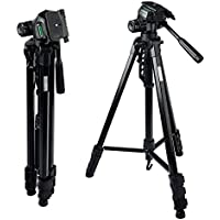 MOUNTDOG Camera Tripod 70'' Professional DSLR Aluminum...