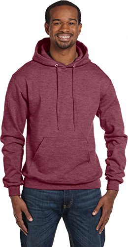 Champion Mens Dry maroon Hood Pullover Rosso Eco Double BB1Tq4wr