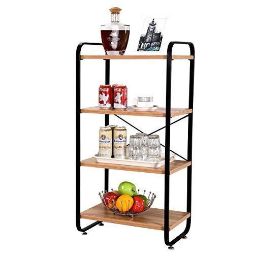 7 shelf commercial bin rack - 4