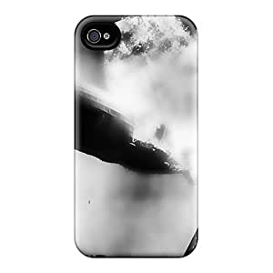 Shock Absorbent Hard Phone Covers For Iphone 6 (GQI9942XKow) Support Personal Customs Vivid Led Zeppelin Pattern