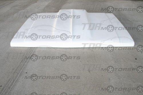 VIS 81-87 GMC C/K Pickup Fiberglass Hood COWL INDUCTION