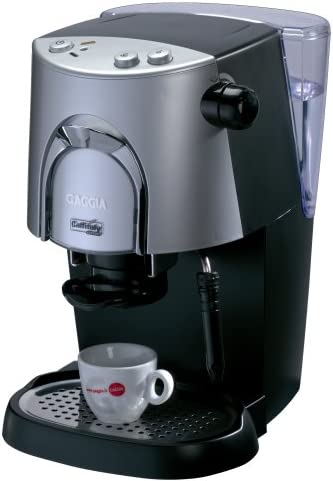 Gaggia Caffitaly K111 Capsule System Coffee Maker Black