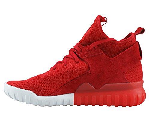 Tubular Uomo adidas Primeknit X Rosso Sneaker npBnOaqw