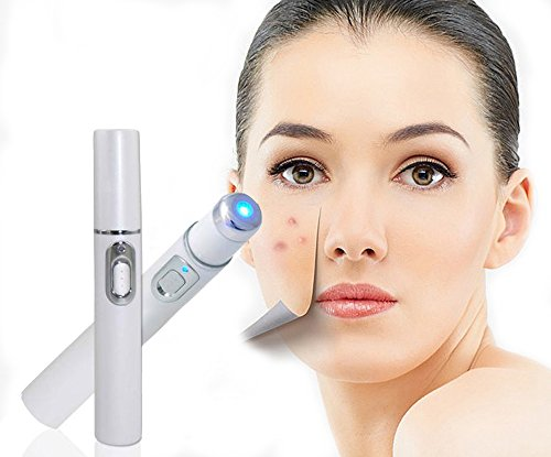 Funwill 415nm Blue light Machine for Anti-inflammation, Acne Scar Removal,Improve Skin Elasticity,Skin Tightening