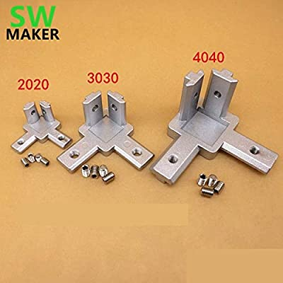 Impresora 3D – estándar europeo 2020 3030 4040 T ranura perfil de ...
