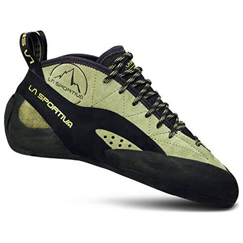 La Sportiva Men's TC Pro Climbing Shoe,Sage,44 (US Men's 10.5+) D US