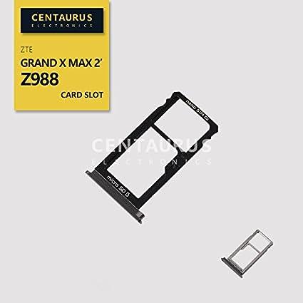 Amazon.com: EE. UU. Para ZTE Grand X Max 2 LTE z988 nuevo ...