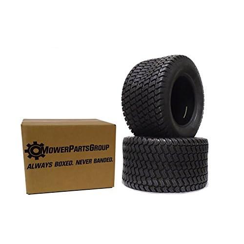 Cheap (2) Wanda 20x10.00-8 Tires 4 Ply Lawn Mower Garden Tractor 20x10.00-8 Turf Master Tread supplier